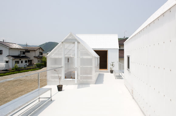 Rooftop Living in Japan