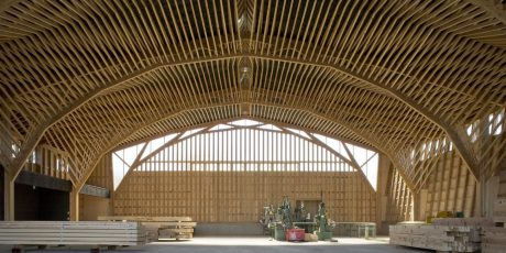 Remarkable Japanese Timber Structures