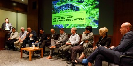 Dense and Green Building Typologies: Architecture as Urban Ecosystem