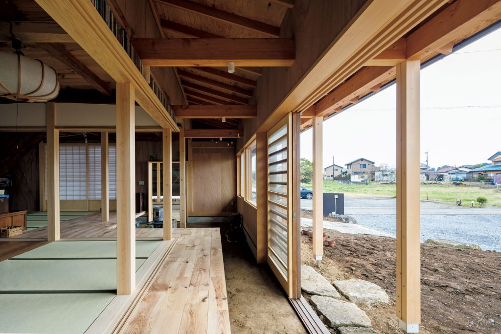 House in Chikusei@shinkenchikusha