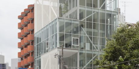 Office Building in Shibaura